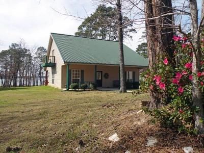 Brookeland Single Family Home For Sale: 629 Mill Creek Acres