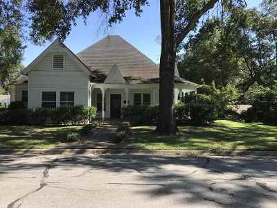 Center Single Family Home For Sale: 301 King St