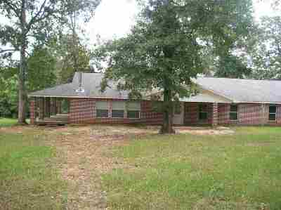Kirbyville Single Family Home For Sale: 3070 County Road 480