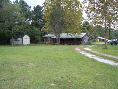Kirbyville Single Family Home For Sale: 1102 Fm 1013w