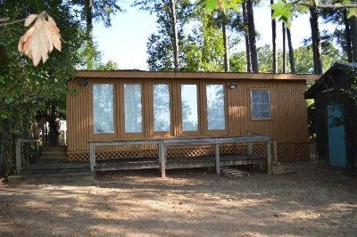 Hemphill TX Single Family Home For Sale: $110,000