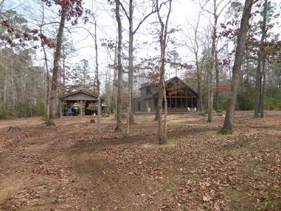 Hemphill TX Single Family Home For Sale: $235,000