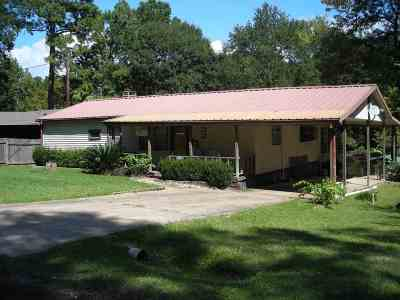 Hemphill Single Family Home For Sale: 478 Clay Banks Drive
