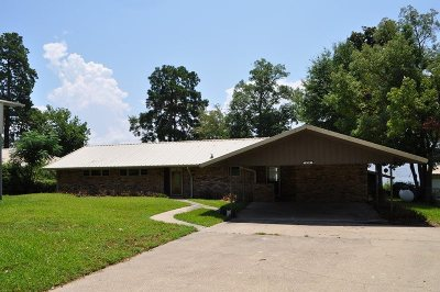 Hemphill TX Single Family Home For Sale: $299,900
