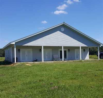 Call Single Family Home For Sale: Co Rd 588 #4 o&apos