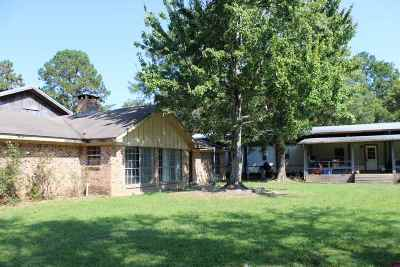 Newton County, Sabine County Single Family Home For Sale: 224 Pvt. Rd. 8021