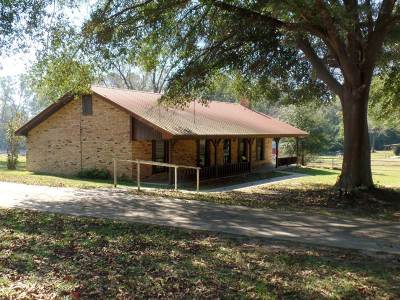 Burkeville Single Family Home For Sale: 14499 N Hwy 87