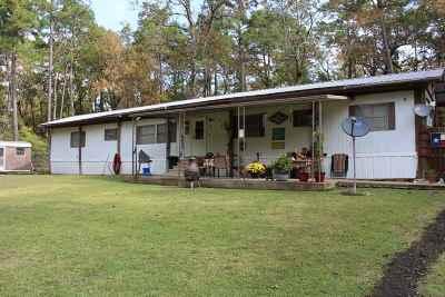 Huntington, Zavalla, Brookeland, Etoile, Broaddus, Bronson Manufactured Home For Sale: 168 Robin Dr. #Rayburn