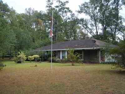 Kirbyville Single Family Home For Sale: 809 W Woodland