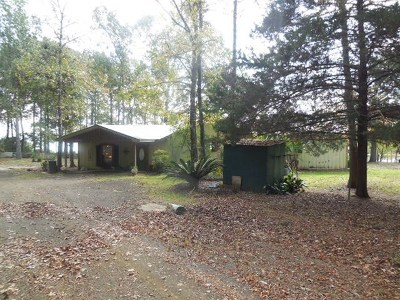 Hemphill Single Family Home For Sale: 3820 Ccc Road East