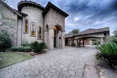 Brookeland Single Family Home For Sale: 1744 Beachrock Drive