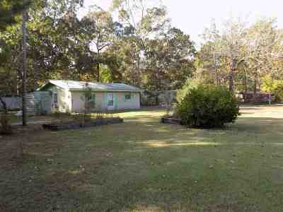 Burkeville Single Family Home For Sale: 10546 Recreational Road 255 E