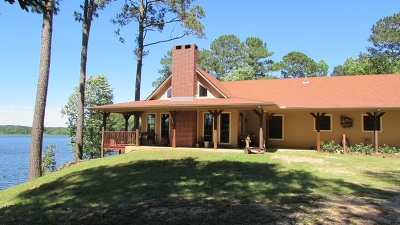 Center Single Family Home For Sale: 858 Northshore Dr.