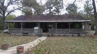 Newton Single Family Home For Sale: 3915 Fm 1414