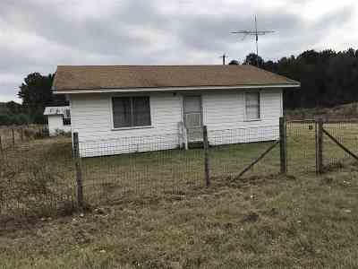 Single Family Home For Sale: 1316 Cr 3685