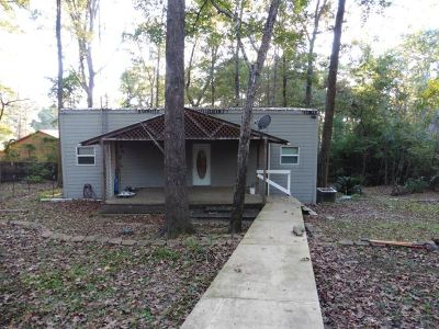 Hemphill Single Family Home For Sale: 389 Lakeland Circle