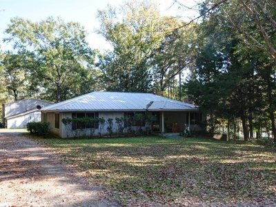 Broaddus Single Family Home For Sale: 603 Cr 4730