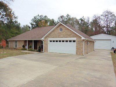 Hemphill Single Family Home For Sale: 1433 Sandy Creek #LT 127 S