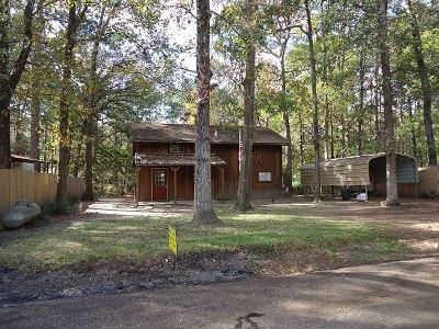 Newton County, Sabine County Single Family Home For Sale: 1040 Forest Glen