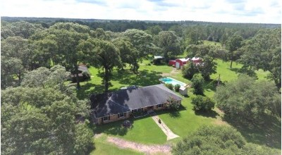 Kirbyville Single Family Home For Sale: 16381 Hwy 96