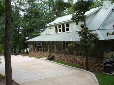 Burkeville, Hemphill Single Family Home For Sale: 660 Boat Lane