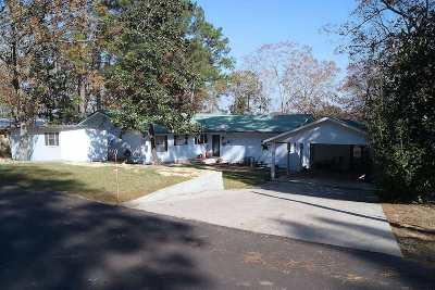 Burkeville, Hemphill Single Family Home For Sale: 242 N Evergreen