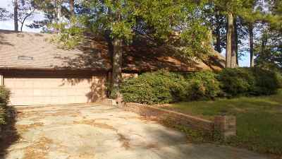 Newton County, Sabine County Single Family Home For Sale: 4001 E Carter Ferry Road
