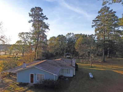 Single Family Home For Sale: 4692 E Us Hwy 190