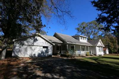 Single Family Home For Sale: 2918 Cr 4012