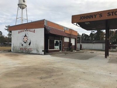 Kirbyville Commercial For Sale: 302 S Margaret