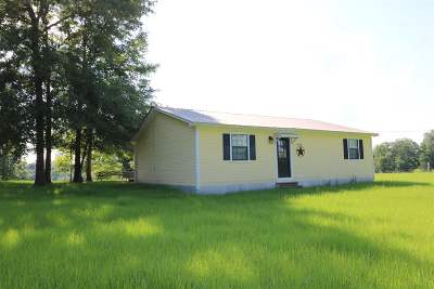 Bon Wier Single Family Home For Sale: 8356 Co. Rd. 2001