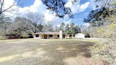 Jasper Single Family Home For Sale: 2692 W Us Highway 190