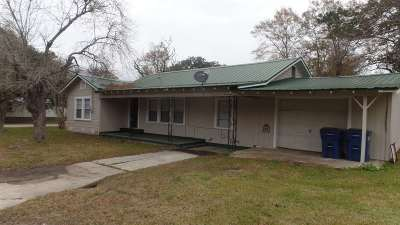 Kirbyville Single Family Home For Sale: 110 Lelia St.