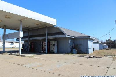 Pineland Commercial For Sale: 601 S Temple Ave.