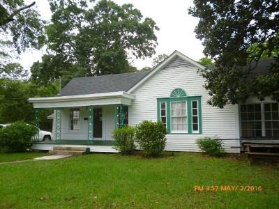 Jasper Single Family Home For Sale: 464 Verna