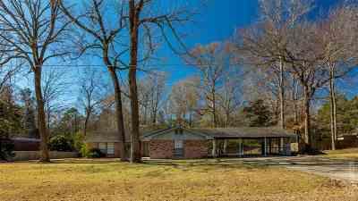 Jasper Single Family Home For Sale: 285 County Road 170
