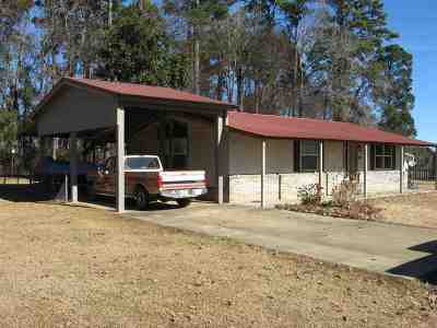 Milam Manufactured Home For Sale: 175 Murray Lane