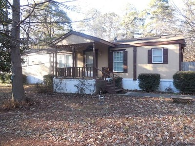 Bon Weir, Bon Wier, Burkeville, Wiergate, Hemphill, Milam, Shelbyvile, Shelbyville Single Family Home For Sale: 271 Sportsman Dr.