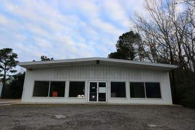 Angelina County, Jasper County, Nacogdoches County, Newton County, Sabine County, San Augustine County, Shelby County Commercial For Sale: 510 E Houston Street #old Phil