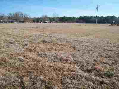 Angelina County, Jasper County, Nacogdoches County, Newton County, Sabine County, San Augustine County, Shelby County Residential Lots & Land For Sale: 1105 County Road 588