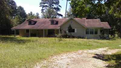 Pineland Single Family Home For Sale: 110 Timberland Hwy.
