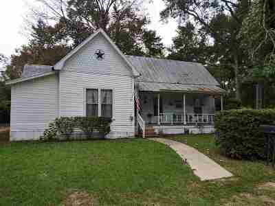 Newton County Single Family Home For Sale: 512 Court Street