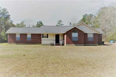 Kirbyville Single Family Home For Sale: 269 County Road 554