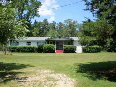 Bon Weir, Bon Wier, Burkeville, Wiergate, Hemphill, Milam, Shelbyvile, Shelbyville Manufactured Home For Sale: 3445 Cr 2799