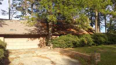 Bon Weir, Bon Wier, Burkeville, Wiergate, Hemphill, Milam, Shelbyvile, Shelbyville Single Family Home For Sale: 4001 E Carter Ferry Road
