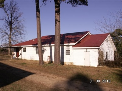 Angelina County, Jasper County, Nacogdoches County, Newton County, Sabine County, San Augustine County, Shelby County Single Family Home For Sale: 272 Windy Lane