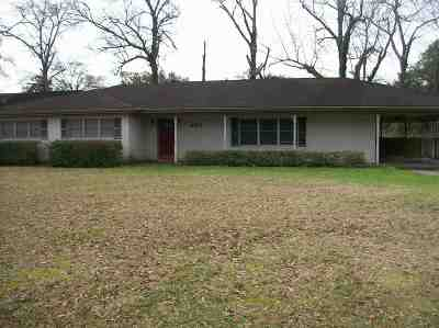 Kirbyville Single Family Home For Sale: 405 W Drew