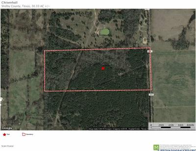 Angelina County, Jasper County, Nacogdoches County, Newton County, Sabine County, San Augustine County, Shelby County Residential Lots & Land For Sale: Cr 4851