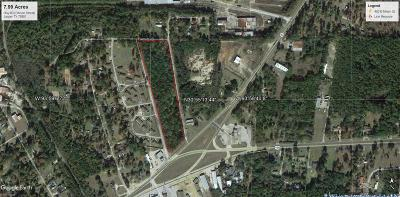 Angelina County, Jasper County, Nacogdoches County, Newton County, Sabine County, San Augustine County, Shelby County Residential Lots & Land For Sale: Hwy 63 #Gibson