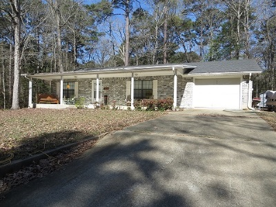 Hemphill TX Single Family Home For Sale: $119,000